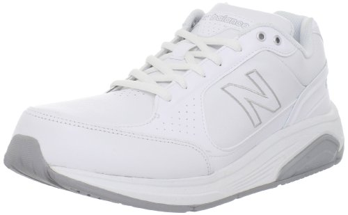 New Balance - Mens 928 Motion Control Walking Shoes White with Grey