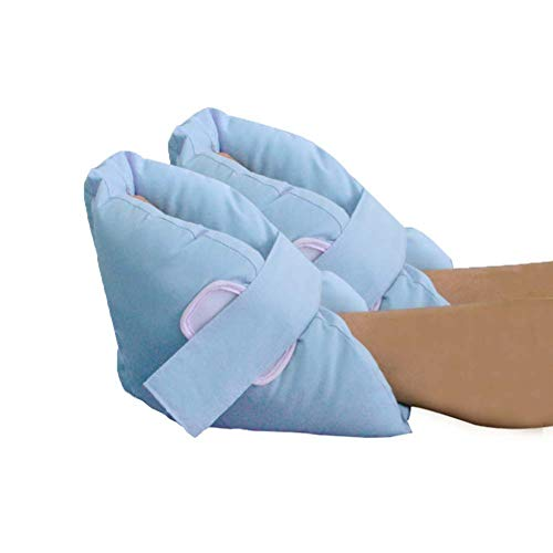 LJXiioo Fersen- und Fußschutz - Schützen Sie Füße, Fersen und Ellenbogen vor Geschwüren, Bett und Druckstellen -
