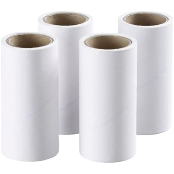 2XB/ästis Replacement Rolls for Lint Roller Pack of 12
