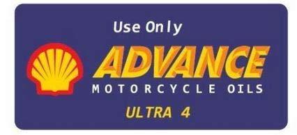 1 Pegatina Ducati Shell Advance 748 916 996 998 999 1098 1198 Monster  Hypermotard