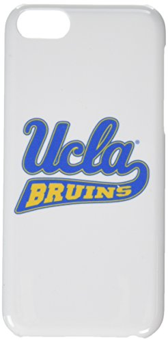 Guard Dog UCLA College NCAA Traditioneller Maler Bruins Schutzhülle für iPhone 5 C, Weiß, One Size -