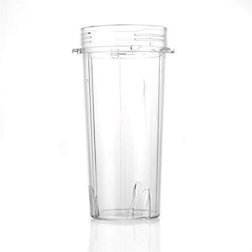 Magie Ersatzteil Entsafter Zubehör Tasse Becher Klar für Ninja16OZ Kitchen Drinking Tools Kunststoff Entsafter Tasse