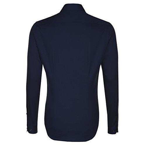 Seidensticker -  Camicia classiche  - Basic - Classico  - Uomo dunkelblau (0019)