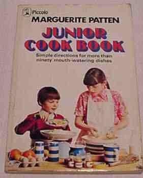 Junior cook book