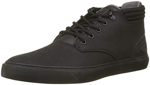 Lacoste Herren Esparre Winter C 318 3 Cam Sneaker, Schwarz Blk 02h, 42.5 EU