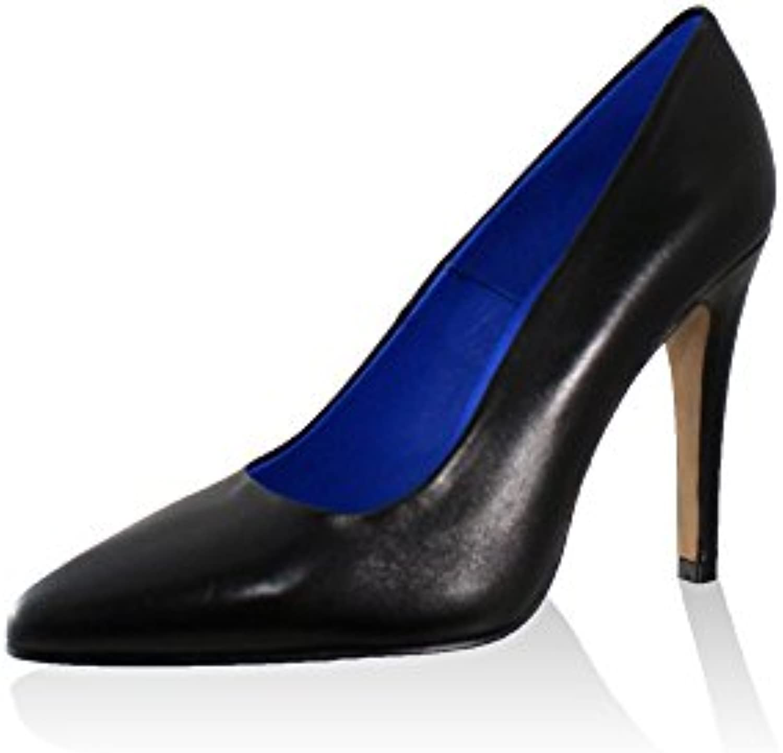 d0b315d918ca96 Esther Esther Esther Garcia Women s Court Shoes Black Black 2.5 B01MG8LQLH  Parent 8ee2dc