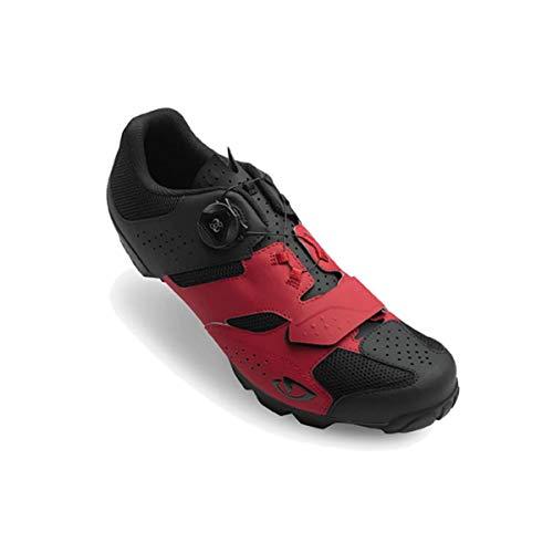 Giro Cylinder - Zapatillas Hombre - Rojo/Negro Talla del Calzado 43 2019