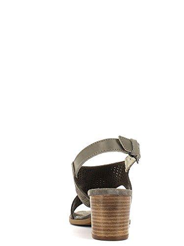 CafeNoir XL610 Cafenoir Tacco Donna Sandalo Grigio qpOaHq