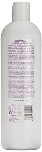 31iIGX8AxpL - Babaria Cebolla Antioxidante - Champú, 600 ml