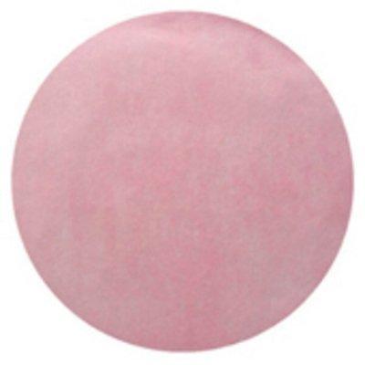 50 Platzsets aus feinem Vlies, Rund 34 cm, Rosa