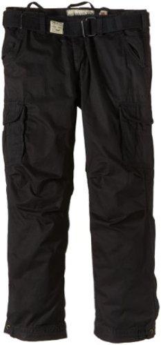 Preisvergleich Produktbild Surplus Premium Vintage Trousers -black camo- bis 7XL, Größe:XL