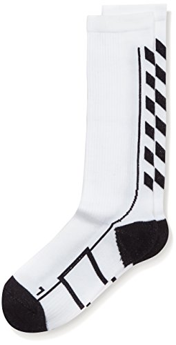 Hummel Kinder Socken TECH INDOOR Socks HIGH, Black/Dark Slate, 8 (32-35), 21-075-1078