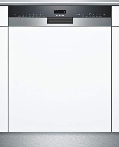 Siemens SN558S16PE Geschirrspüler Teilintegriert / A+++ / 230 kWh/Jahr / 2660 L/Jahr / WLAN-fähig mit Home Connect / TFT-Display für mehr Bedienkomfort, Amazon Dash Replenishment fähig Wlan-dash-steuerung