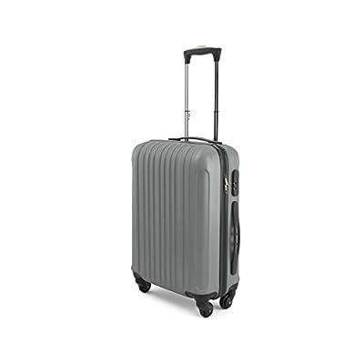 'Trolley bagages à main Sammy 2043LT 55x 35x 20cm approprié pour vols low cost bagages de cabine Ryanair, vueling, Wizz Air