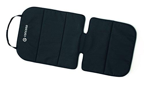 Concord Sitz Cover Shield Schutz matte, schwarz -