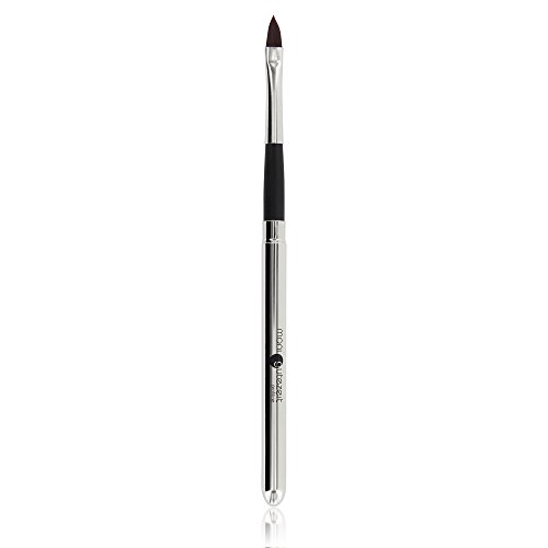 Hochwertiger Profi Lippen Pinsel mit Deckel, perfekt zum exakten Auftragen von Lippenstift oder...
