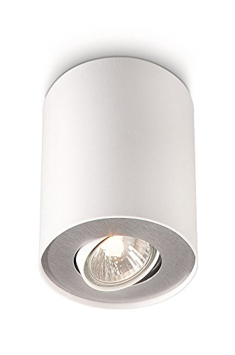Philips Inkl. LED, 4,5 W, 500 lm, Warmweiß (2.700 K)