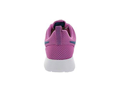 Nike Roshe Run 511882, Damen Laufschuhe Training flieder