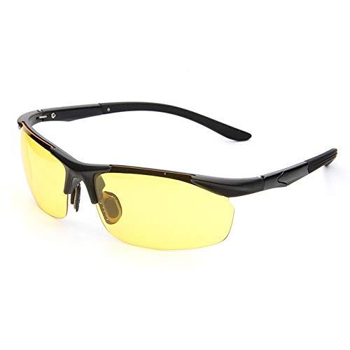 ANSKT Polarisierte Sportbrille, professionelle Fahrradbrille mit UV-Schutz tr90 @ 3
