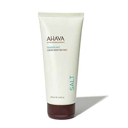 Ahava Deadsea Salt Liquid, 1er Pack (1 x 200 ml) -