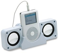 white-portable-folding-speakers-for-iphone-ipod-ipad-mac-imac-ipod-video-touch-classic-nano-all-gene