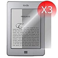 Navitech Duel Layered Anti-Glare Screen Guard/ Protector For The Kindle Touch X3 QTY