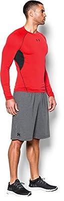 Under Armour Herren Fitness T-Shirt und Tank HG Long Sleeve Comp von Under Armour bei Outdoor Shop