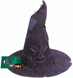 Rubies 3 49698 - Harry Potter Sorting Hat
