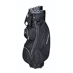 Wilson Staff Cart Bags I Lock, Schwarz, 40 X 40 X 90 cm