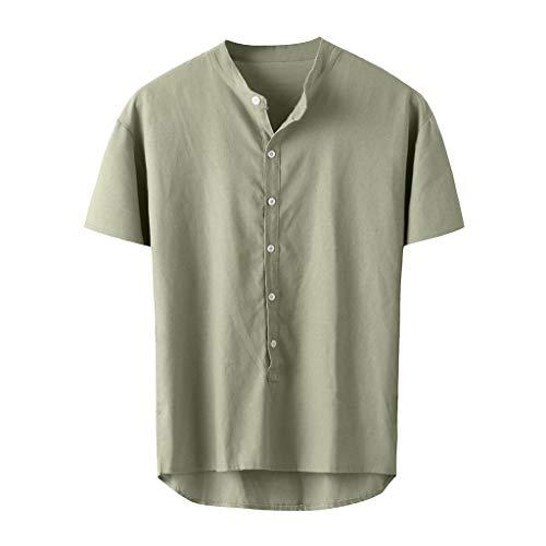 Hawaiihemd Herren 3D Druck Kurzarm Hawaii Funky Shirt Freizeit Hemden