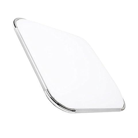 Hengda® 12W LED Deckenleuchte 1080LM Deckenlampe Wohnzimmer bad Küche Panel Leuchte Weiß 6000K-6500K 85V-265V