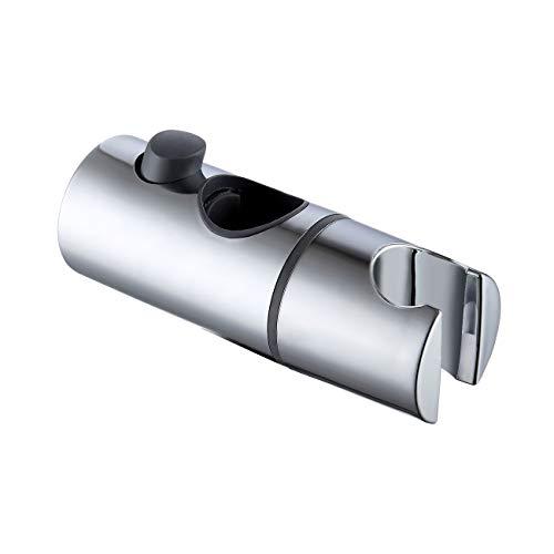 KES Handbrause Halterung Gleiter Schieber Brausehalter Ersatz 25mm Winkel einstellbar Feldspritze Holder Chrom, PB1S25 - Handbrause-ersatz-halterung