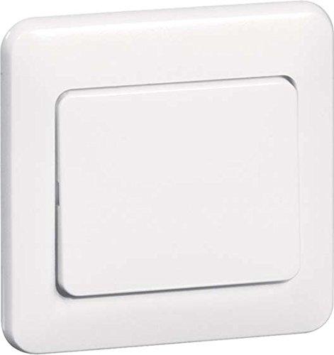 Preisvergleich Produktbild peha Wippe WS D 80.640 V W für Schalter/Taster Standard Abdeckung/Bedienelement für Installationsschalterprogramme 4010105125016