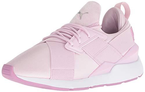 PUMA Women's Muse Satin Ii Sneaker, 8