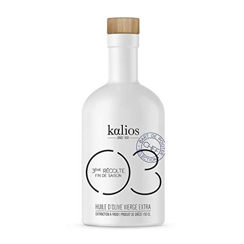 Französisch Olivenöl (Natives Olivenöl Extra-Douceur-kalios)