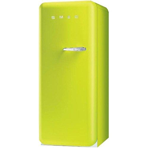 Smeg FAB28LVE1 frigo combine - frigos combines (Autonome, Vert, Gauche, A++, T, Unique)