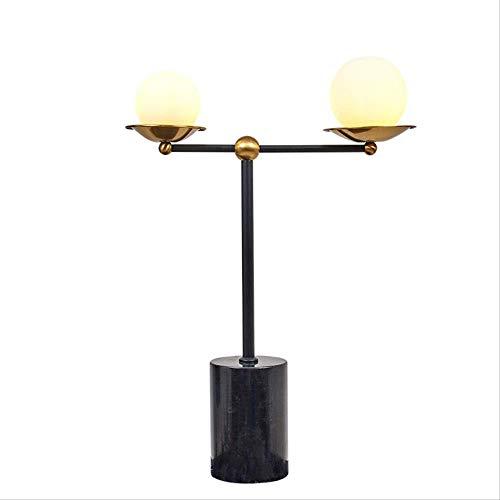 Nordic estudio moderno salón lámpara de mesa dormitorio comedor ...