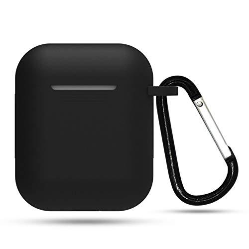 Justdodo Casque de Protection sans Fil avec Boucle JTX Accessoires Anti-Usure Résistant à la déchirure Design Exquis Durable - Noir