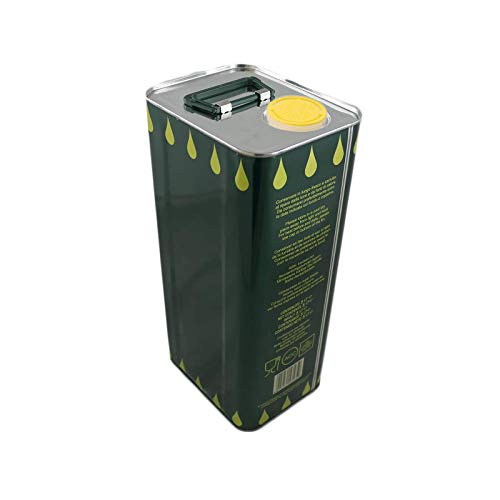 Olio extravergine di oliva 100% italiano (5 litri)