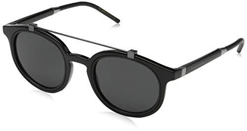 Dolce Gabbana Men's 0DG6116 Sunglasses, Black, 49