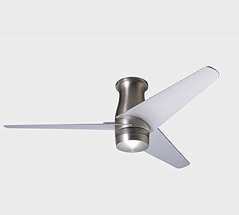 Modern Fan–Deckenventilator Velo Hugger Durchmesser 127cm und mit Fernbedienung
