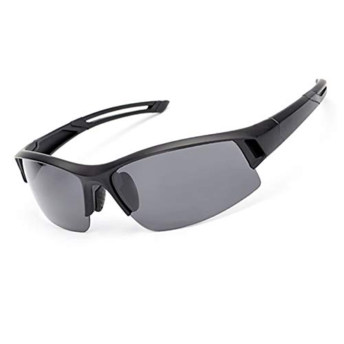 3b9010208b Beydodo Gafas Antivaho Seguridad Gafas Deporte Polarizadas Gafas de Sol  Negro Gafas Protectoras