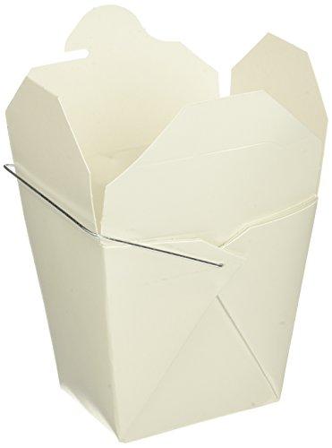 s Essen Boxen: 16OZ (1Pint) Menge 50-Weiß ()
