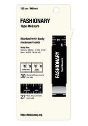 Fashionary measure tape par Fashionary