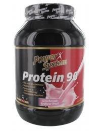 Power System - Protein-Shake Erdbeer - 830g