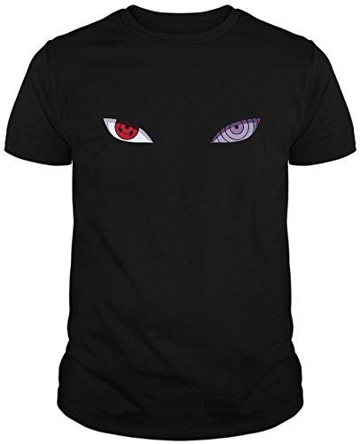 The Fan Tee Camiseta de Hombre Naruto Manga Anime...
