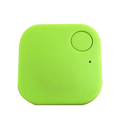 gps locator, Sannysis gps bicycle locator, gps locator keychain, GPS alarm trackers for kids, people, dogs etc - support IphoneIpad mini / Ipad air / 5 / 4 / 3 (Green)
