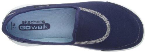 Skechers - Scarpe da donna Blu (Blau (NVY))