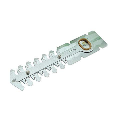 JingHai 3in1 Li-Ion Cordless Tagliasiepi Tagliaerba Decespugliatore Mini Tagliaerba La batteria ricaricabile Strumento da giardino ET2704-Trimmer Blade