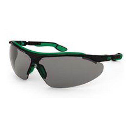 Preisvergleich Produktbild Uvex 9160041Schweißerbrille, i-vo, schwarz/grün